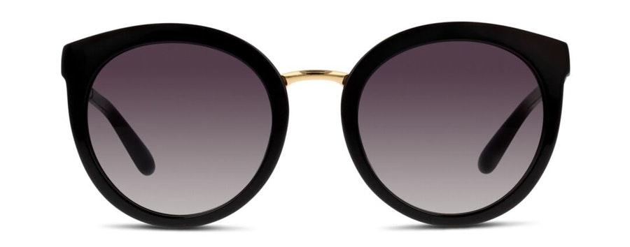 Dolce & Gabbana DG 4268 Women's Sunglasses Grey / Black