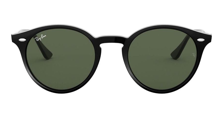 Ray-Ban RB 2180 (601/71) Sunglasses Green / Black