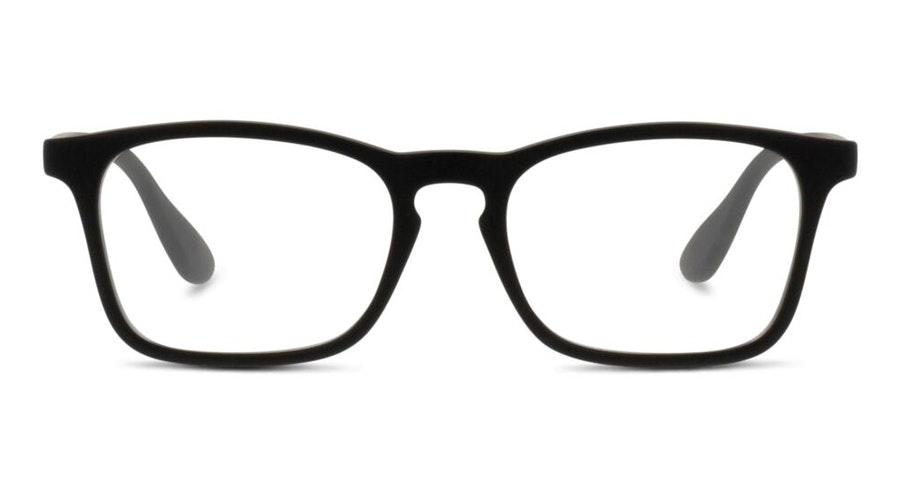 Ray-Ban RX 7074 Unisex Glasses Black 1