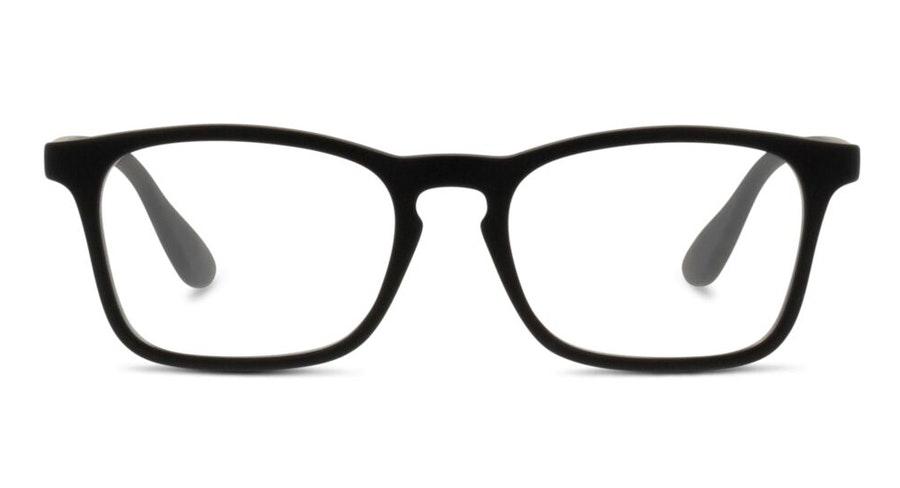 Ray-Ban RX 7074 Unisex Glasses Black 2