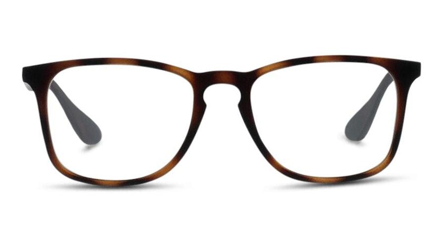 Ray-Ban RX 7074 Unisex Glasses Tortoise Shell