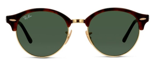 Clubround RB 4246 Unisex Sunglasses Green / Gold