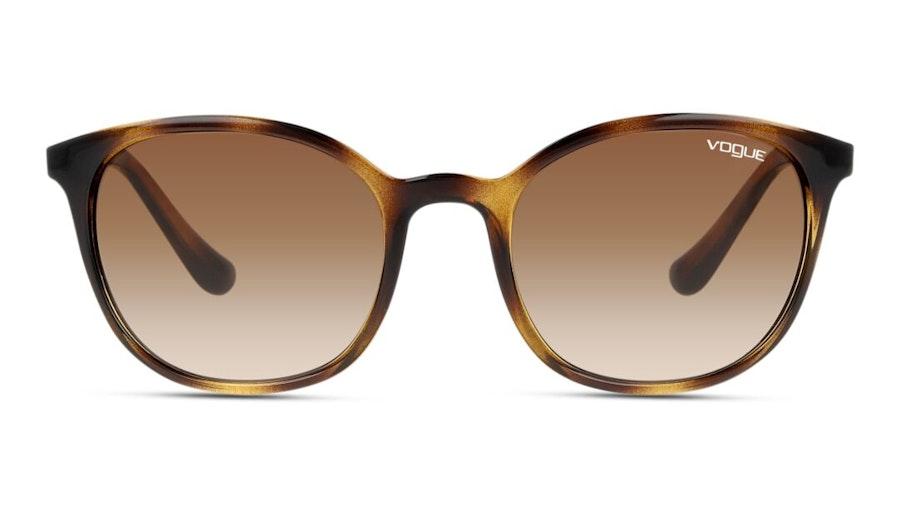 Vogue VO 5051S Women's Sunglasses Brown / Tortoise Shell