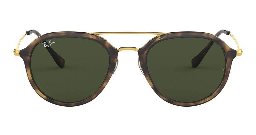 Ray-Ban RB 4253 Men's Sunglasses Green/Tortoise Shell