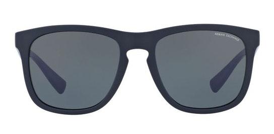 AX 4058S Men's Sunglasses Grey / Black
