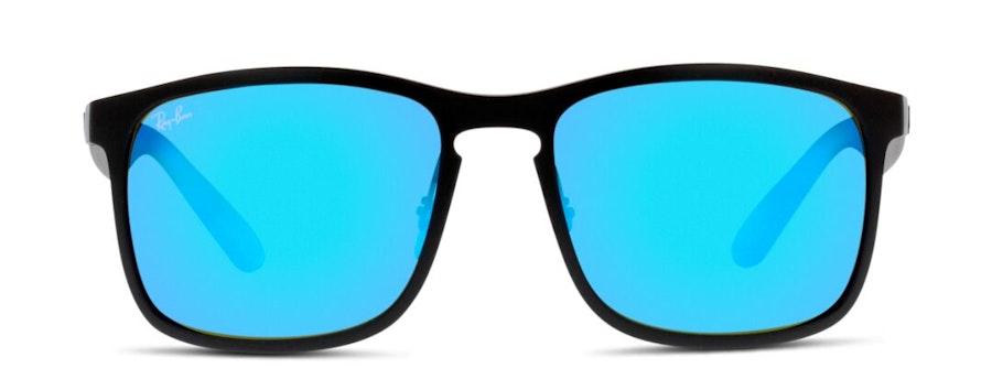 Ray-Ban RB 4264 (601SA1) Sunglasses Blue / Black