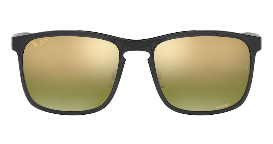 Ray-Ban RB 4264 Men's Sunglasses Gold/Grey