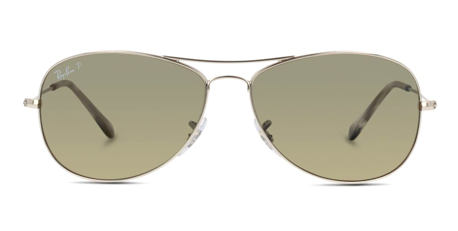 Ray-Ban RB 3562 (003/5J) Sunglasses Silver / Silver