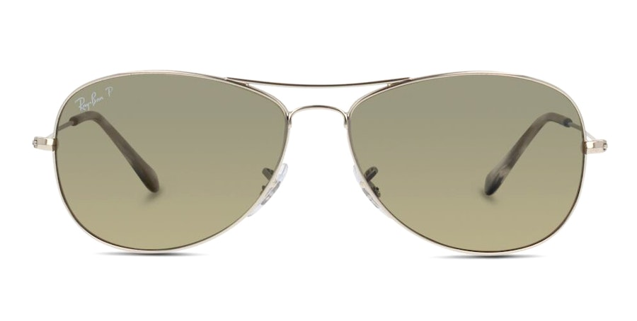 Ray-Ban RB 3562 Men's Sunglasses Silver/Silver