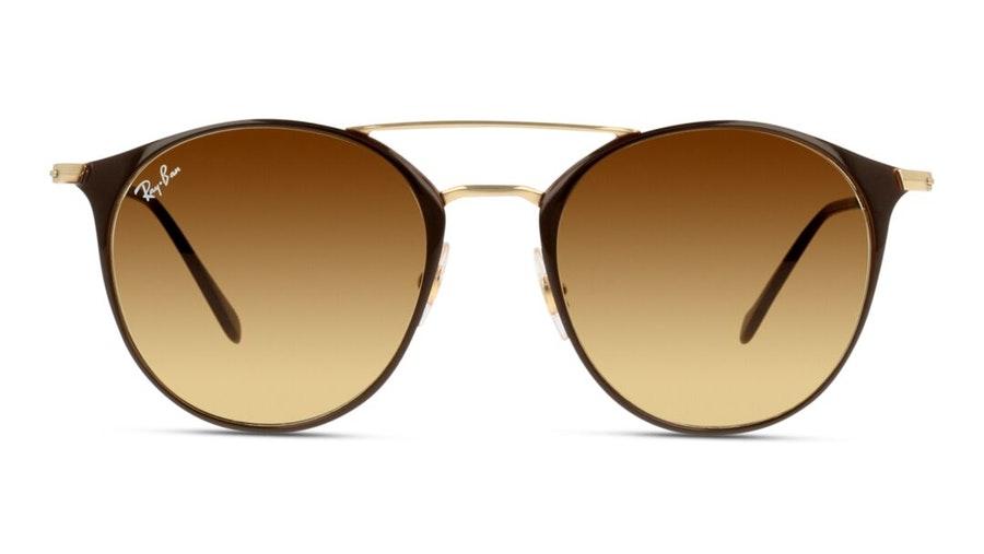 Ray-Ban RB 3546 (900985) Sunglasses Brown / Brown