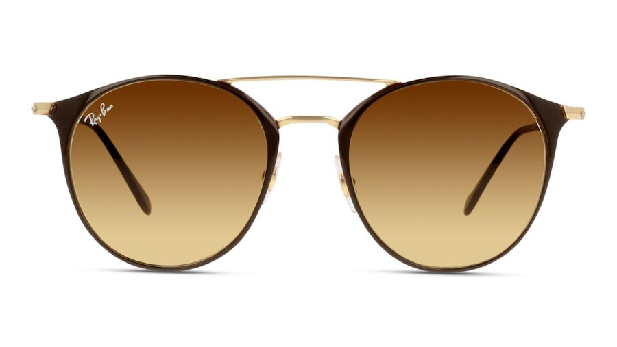 Ray-Ban RB 3546 Women's Sunglasses Brown/Brown