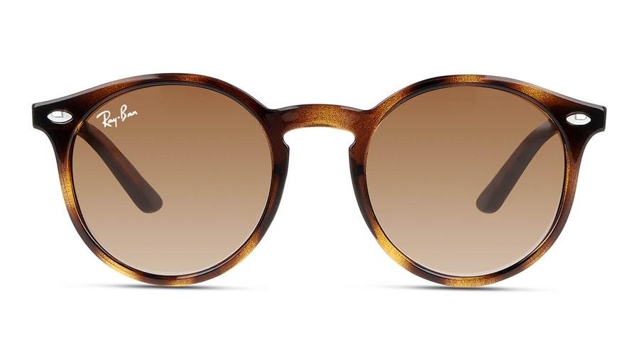 Ray-Ban Juniors RJ 9064S (152/13) Children's Sunglasses Brown / Tortoise Shell