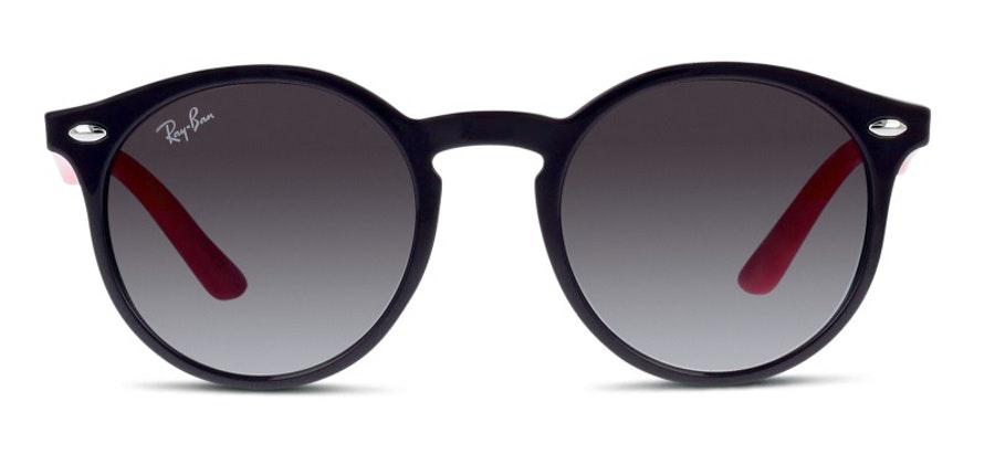 Ray-Ban Juniors RJ 9064S Children's Sunglasses Grey / Purple