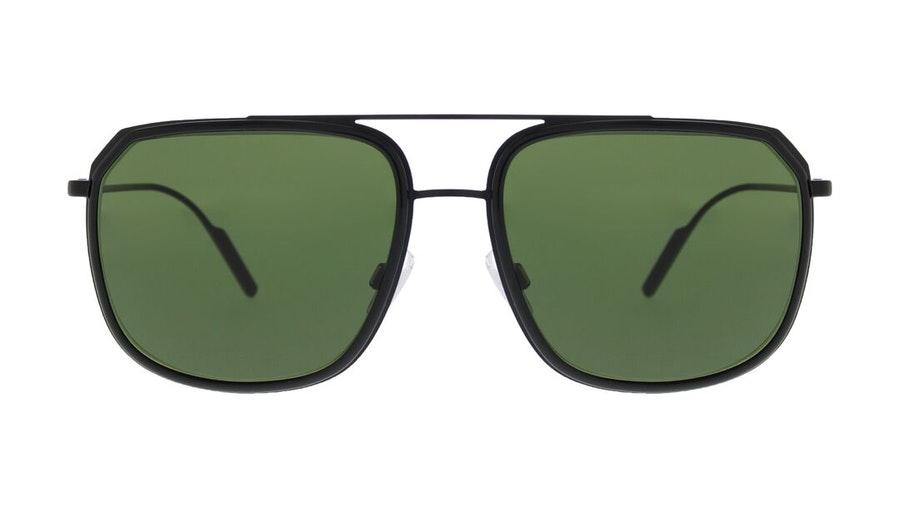 Dolce & Gabbana DG 2165 Men's Sunglasses Green / Black