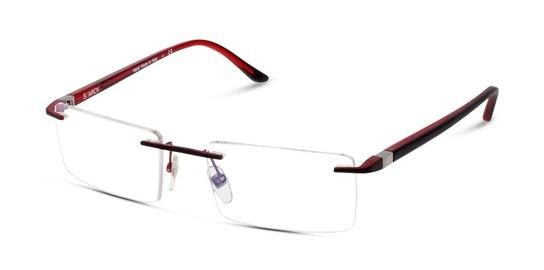 SH 2024 Glasses Transparent / Red