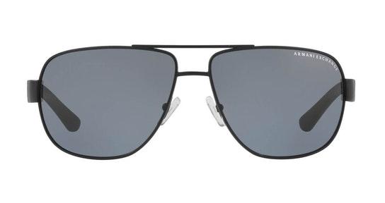 AX 2012S Men's Sunglasses Grey / Black