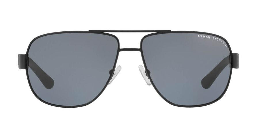 Armani Exchange AX 2012S Men's Sunglasses Grey/Black