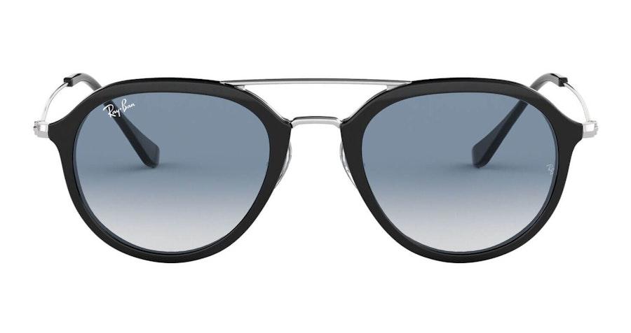 Ray-Ban RB 4253 Men's Sunglasses Blue/Black