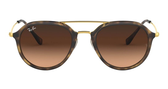 RB 4253 (710/A5) Sunglasses Brown / Tortoise Shell
