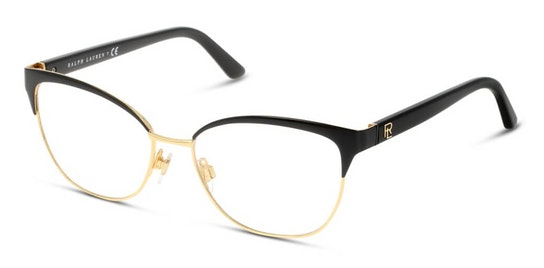 RL 5099 Women's Glasses Transparent / Black
