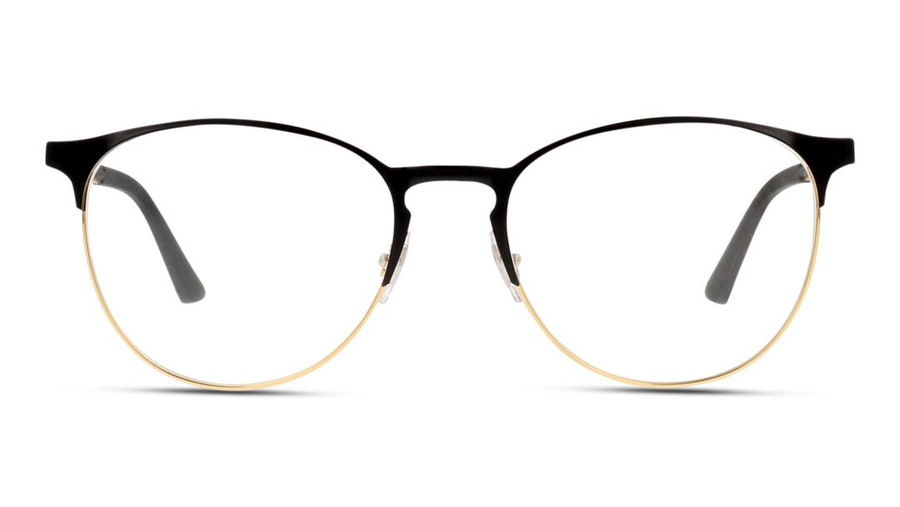 Ray-Ban RX 6375 Unisex Glasses Gold