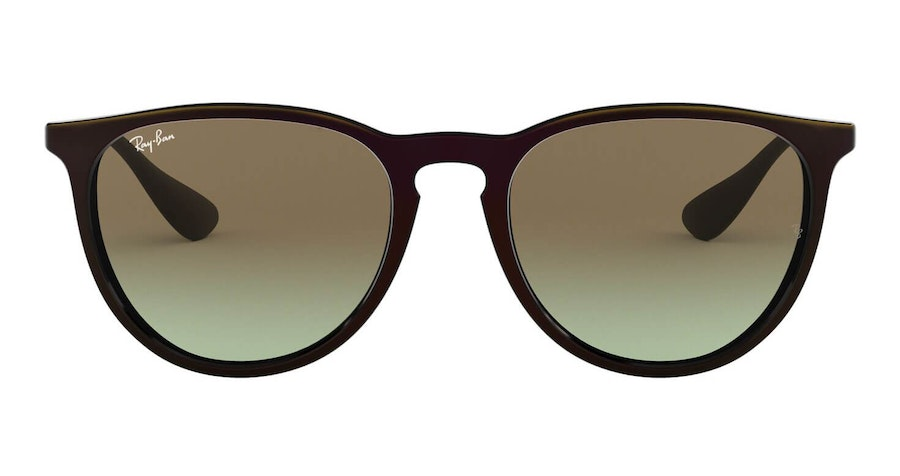 Ray-Ban Erika RB 4171 Women's Sunglasses Brown/Black
