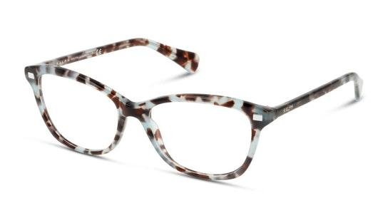 RA 7092 Women's Glasses Transparent / Blue