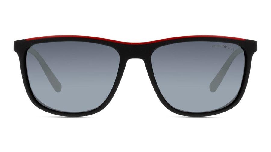 Emporio Armani EA 4109 (50426G) Sunglasses Blue / Black