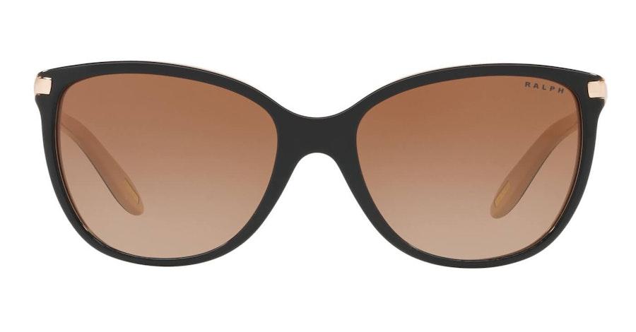 Ralph by Ralph Lauren RA 5160 Women's Sunglasses Brown / Black