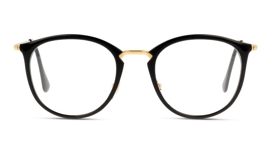 Ray-Ban RX 7140 Women's Glasses Black