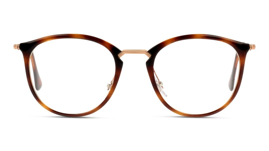 Ray-Ban RX 7140 (5687) Glasses Brown