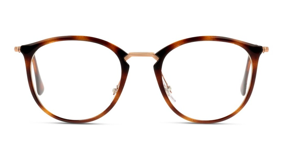 Ray-Ban RX 7140 Women's Glasses Brown