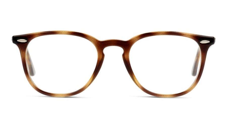 Ray-Ban RX 7159 Men's Glasses Brown