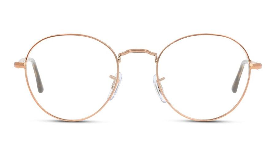 Ray-Ban RX 3582V Glasses Gold