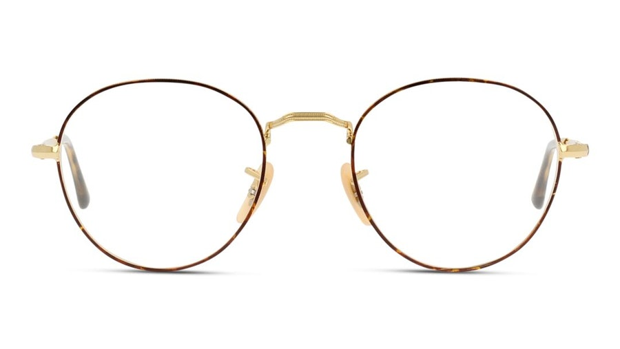 Ray-Ban RX 3582V Women's Glasses Gold