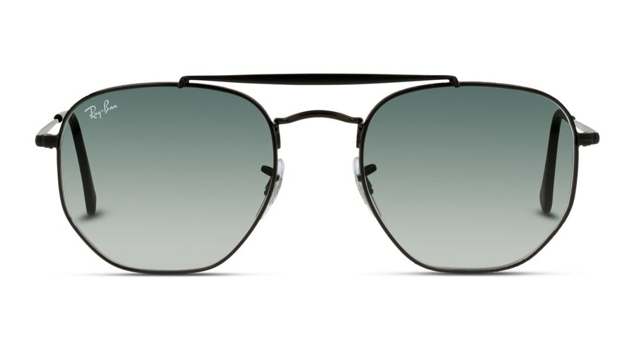 Ray-Ban The Marshal RB 3648 Men's Sunglasses Green / Black