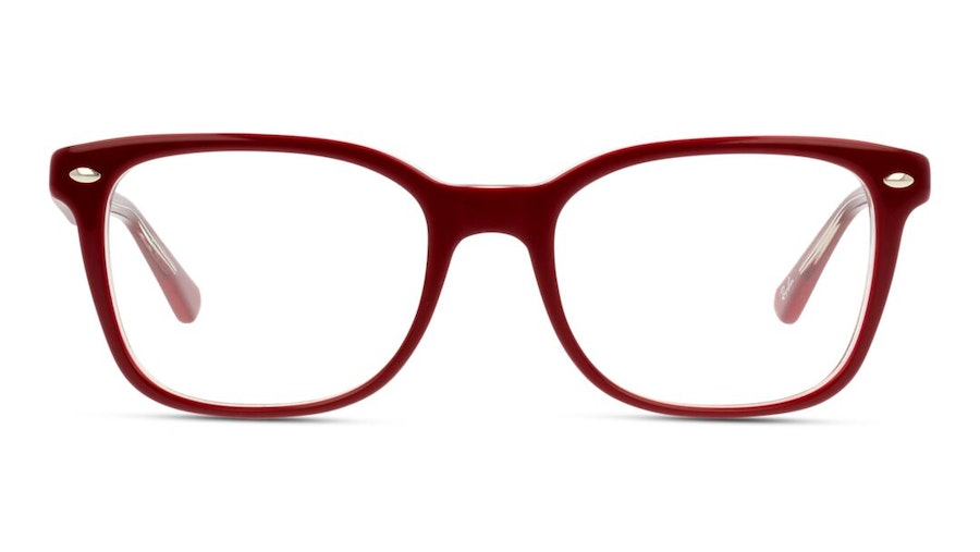 Ray-Ban RX 5285 (5738) Glasses Red
