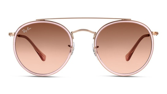 RB 3647N Unisex Sunglasses Pink / Pink