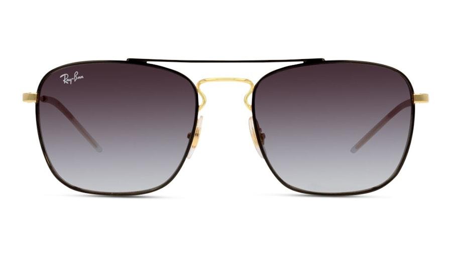 Ray-Ban RB 3588 (90548G) Sunglasses Grey / Black