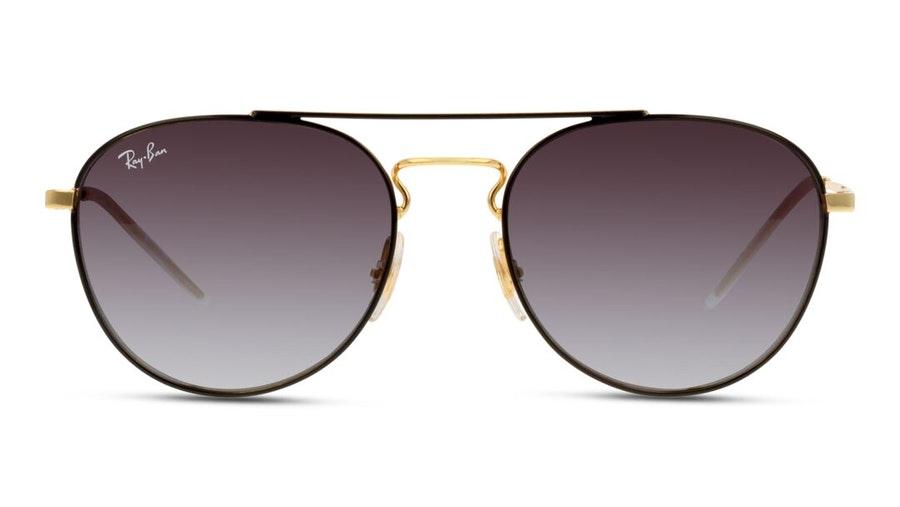 Ray-Ban RB 3589 (90548G) Sunglasses Grey / Gold