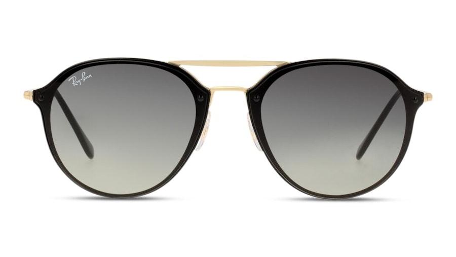 Ray-Ban Blaze Doublebridge RB 4292N (601/11) Sunglasses Grey / Black