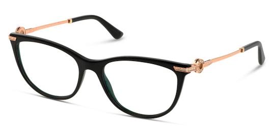 BV 4155B Women's Glasses Transparent / Black