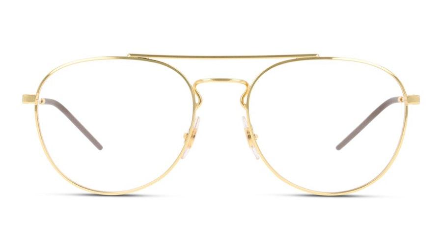 Ray-Ban RX 6414 Men's Glasses Gold