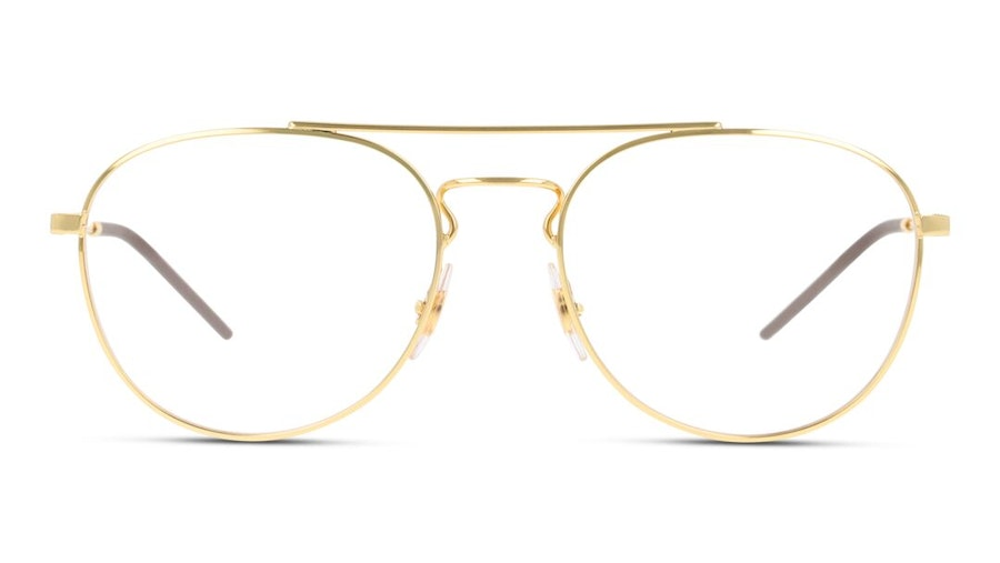 Ray-Ban RX 6414 Men's Glasses Gold