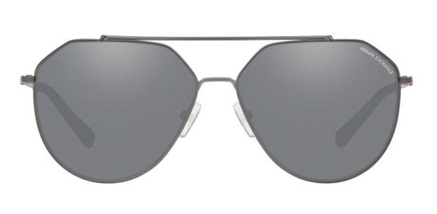 Armani Exchange AX 2023S (60886G) Sunglasses Grey / Grey
