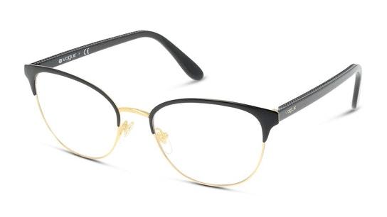 VO 4088 Women's Glasses Transparent / Black