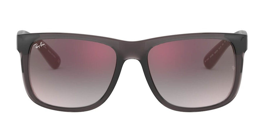Ray-Ban Justin RB 4165 Men's Sunglasses Red / Grey