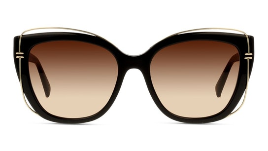 TF 4148 Women's Sunglasses Brown / Black
