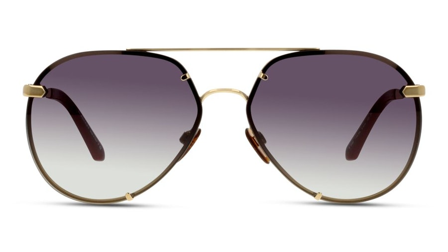 Burberry BE 3099 (11458G) Sunglasses Grey / Gold