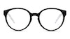 Polo Prep by Ralph Lauren PP 8533 Children's Glasses Black
